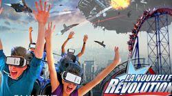 Du nouveau à La Ronde: de la réalité virtuelle dans le Goliath!