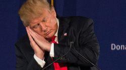 Aux yeux de la Maison-Blanche, Trump s'est