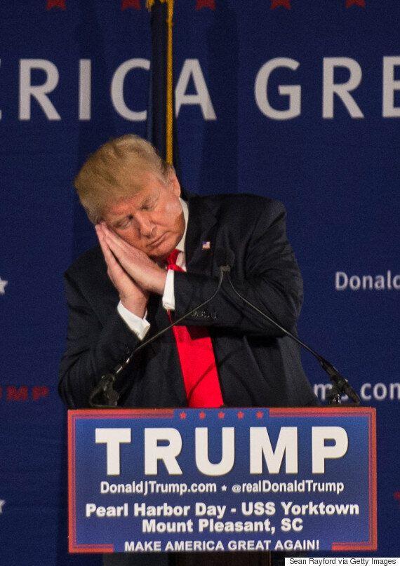 Musulmans: La Maison-Blanche juge que Trump s'est disqualifié pour la