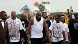 Ferguson: premier anniversaire difficile pour le père de Michael Brown