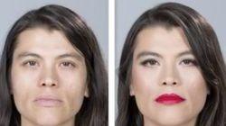 Atteintes d'acné, ces femmes vivent une transformation maquillage étonnante