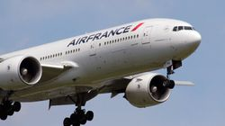 Un avion d'Air France se pose à Montréal à cause d'une menace