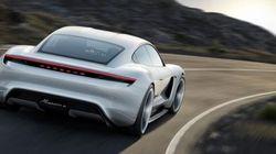 La réplique de Porsche à Tesla
