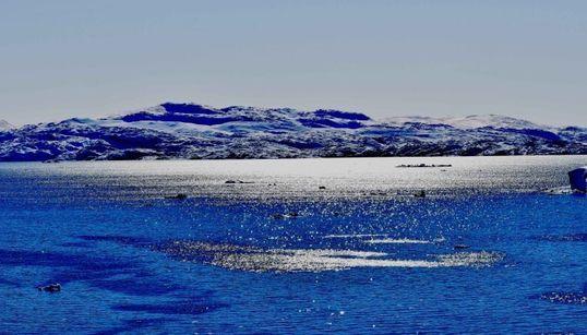 Γροιλανδία: Απέραντο