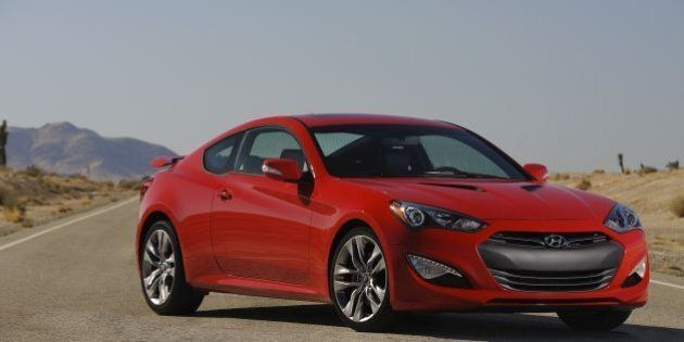 Essai routier Hyundai Genesis Coupe 2015 : plus mature