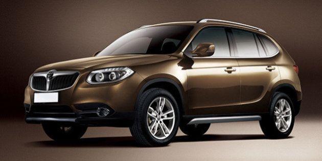 10 voitures chinoises copiées sur des modèles connus