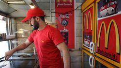 À Téhéran, on mange du Mash Donalds en attendant le MacDonald's