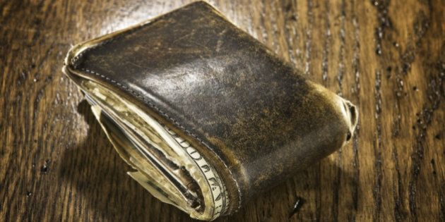 Still life of worn out