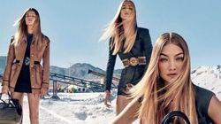 Mode: Gigi Hadid est le nouveau visage de
