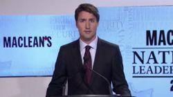 La Déclaration de Sherbrooke, «irresponsable» selon Trudeau