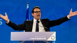 Québecor: PKP reconnaît qu'il n'avait parlé que de la