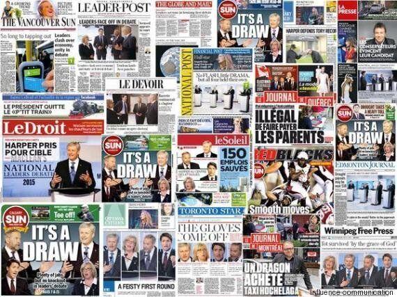 Sans l'ombre d'un doute, le Québec est le plus grand perdant du débat