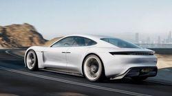 Porsche Mission E : la nouvelle sensation