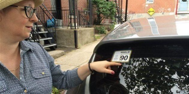 Des vignettes de stationnement défectueuses entraînent des coûts