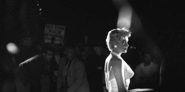 George S. Zimbel: Marilyn Monroe et les autres au MBAM