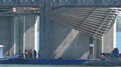 Accident de travail au pont Champlain: l'identité de la victime