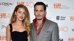 TIFF 2015: Johnny Depp et Amber Heard, un couple uni sur le tapis