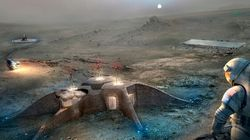 À quoi pourrait ressembler la maison sur Mars de la
