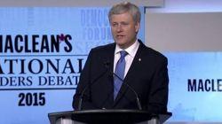 Débat des chefs: Harper attaqué de toutes parts