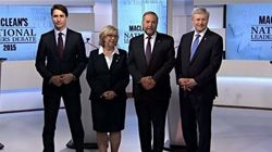 En direct: Premier débat en vue d'un lointain scrutin