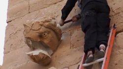 Le groupe EI détruit un autre site archéologique important en