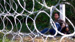 Migrants: la Hongrie ferme sa frontière et l'Allemagne est en colère