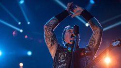 Des adieux survoltés pour Metallica au Colisée