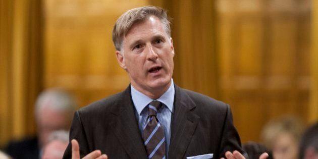 Maxime Bernier: le NPD et le Parti libéral sont des partis