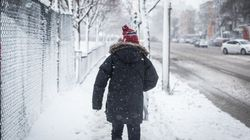 Encore de la neige au Québec: 15 cm dans la capitale