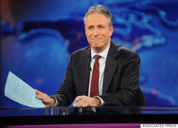 Dernier tour de piste de Jon Stewart au Daily