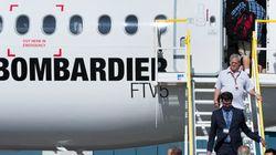 Bombardier estime que le débat politique nuit à ses