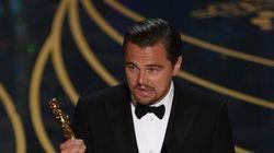 Oscars 2016: Leonardo Dicaprio grand gagnant
