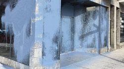 Des commerces vandalisés dans