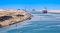 L'Égypte inaugure l'élargissement du canal de Suez