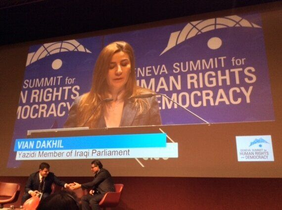 Sommet Genève 2016: encore un espoir pour Raif