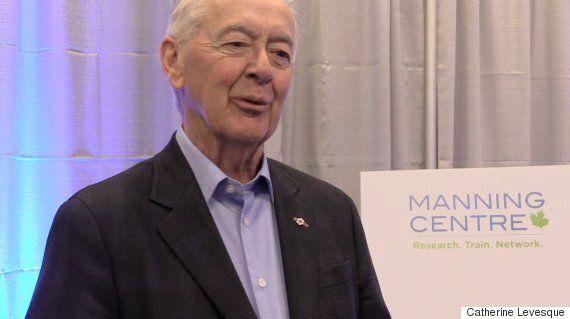 Le Québec, nouveau terrain de jeu pour les conservateurs, selon Preston Manning
