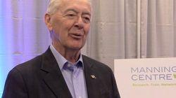 Les conservateurs ont un avenir au Québec, selon Manning