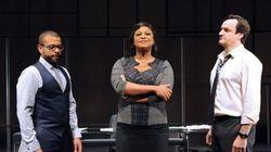«Race»: la pièce, pas le