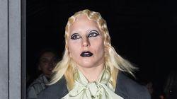 Lady Gaga heureuse de chanter sur les agressions sexuelles à la soirée des