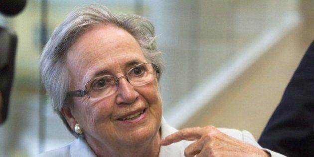 L'ex-lieutenante gouverneure Lise Thibault est désormais une