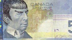 Dessiner M. Spock sur les billets de banque est