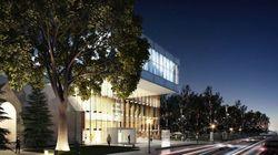 Pavillon Pierre-Lassonde du MNBAQ: Un écrin de verre pour l'art contemporain