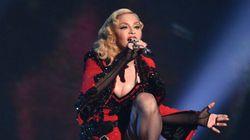 Madonna aimerait «prendre un verre» avec Marine Le