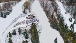 Cette station de ski privée pourrait être à vous pour 1,6 million $