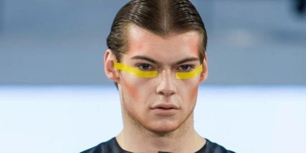 Pedram Karimi fait fureur à la Semaine de la mode masculine de Toronto