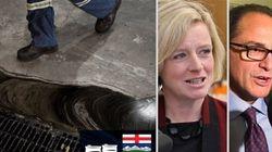 Le déficit de l'Alberta pourrait dépasser les 10