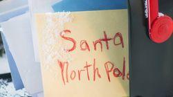 Le père Noël n'existe