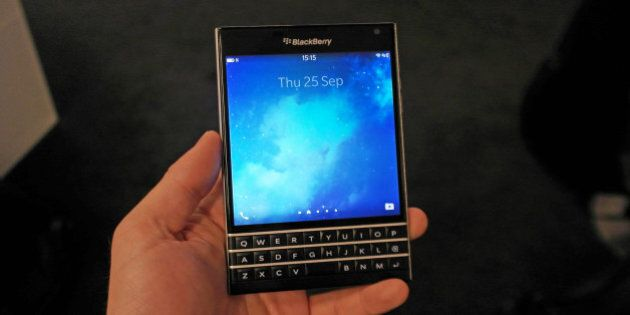 BlackBerry renforce son partenariat avec