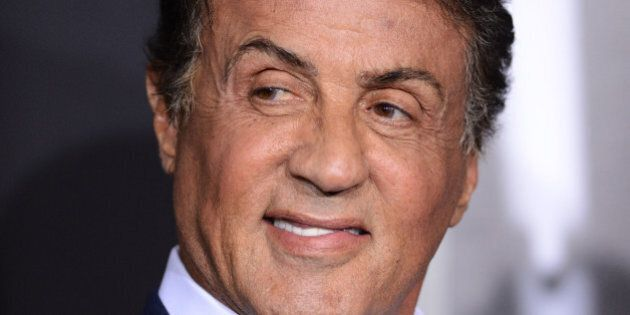 Sylvester Stallone attends the premiere of Warner Bros Pictures Creed on November 19, 2015 in Los Angeles,...