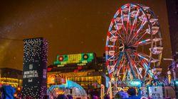 Montréal en lumière 2017: Phare sur